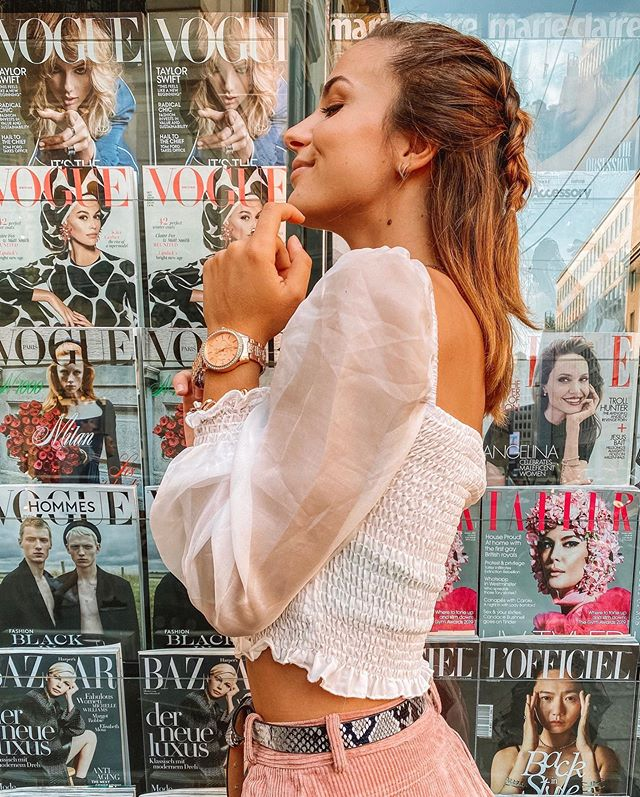 GUESS Influencers Ginevra Iorio