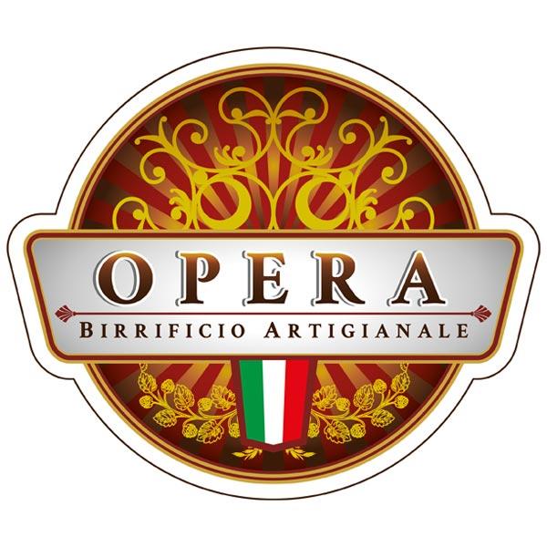 Birrificio Artigianale Opera Logo