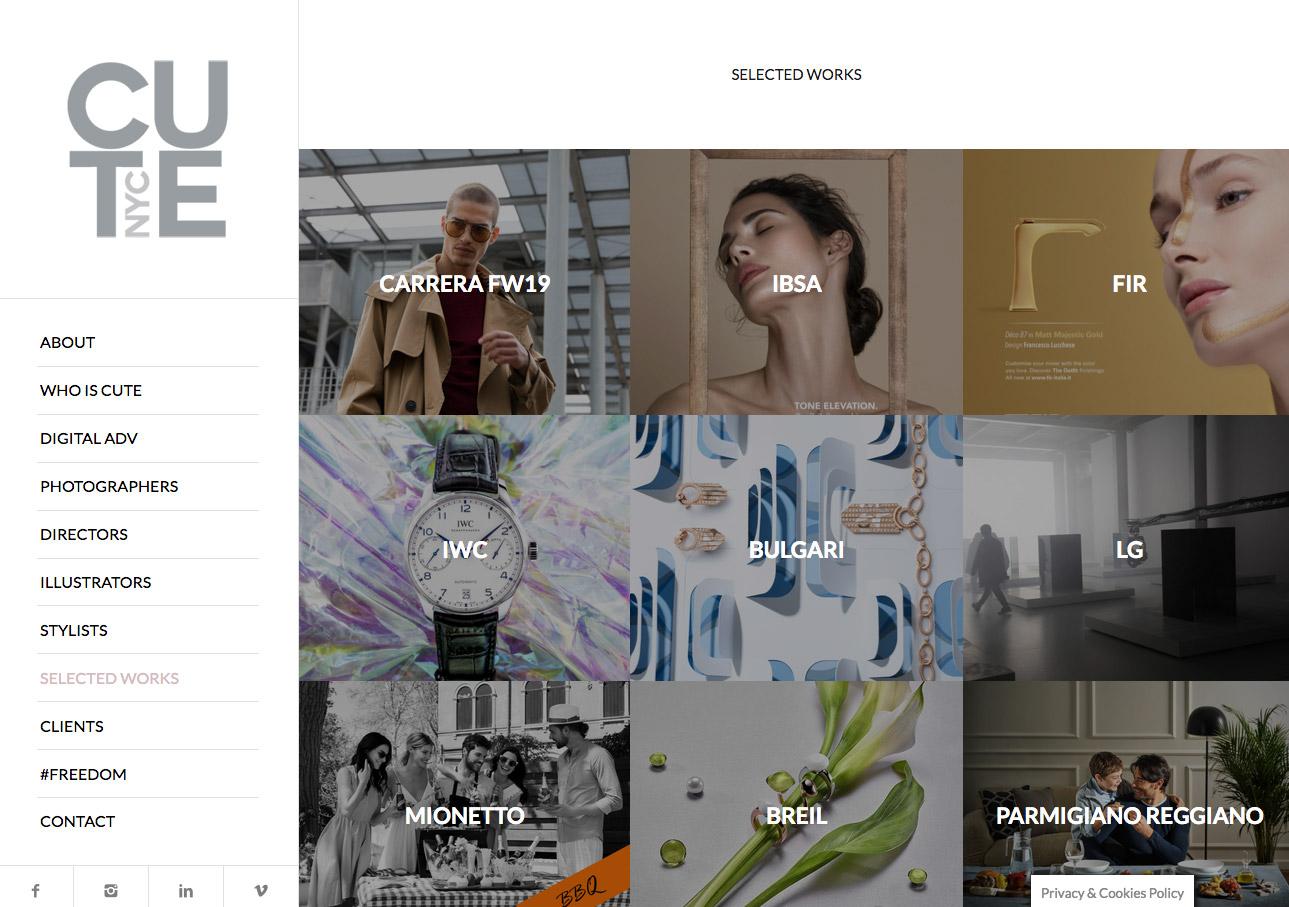 Web Design & SEO Cute NYC
