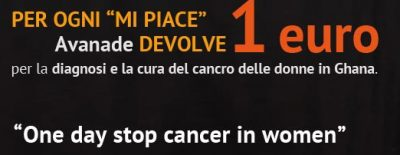 One day stop cancer in women