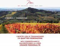 Sito Roberta Pambianco Vini | Web design