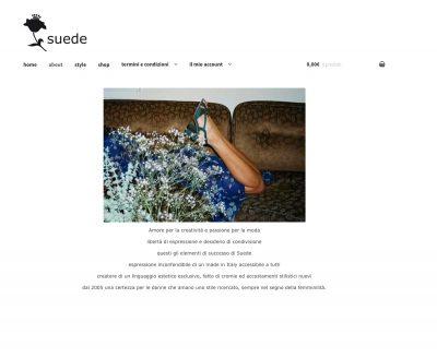 Social e web design Suede 2017