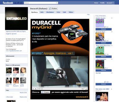 Duracell Campagna Promozionale