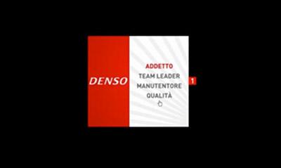 Denso Thermal System DVD Interattivo