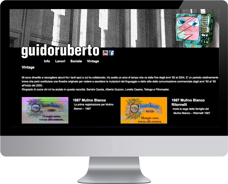 Guido Ruberto Web Design