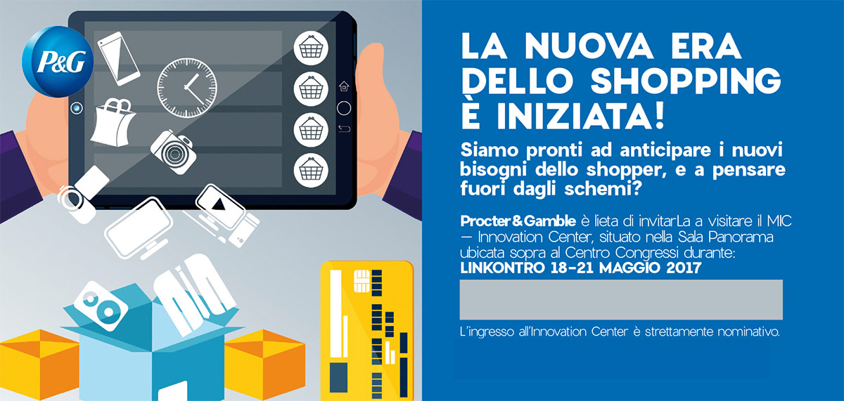 P&G Italia LINKONTRO