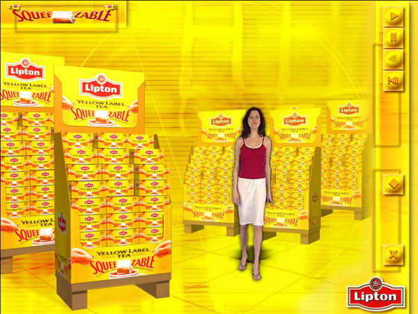 Cd Rom Lipton Squeezable evidenza