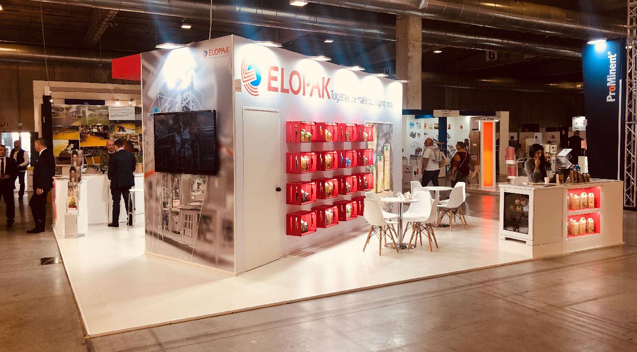 Elopack a Cibustec 2019